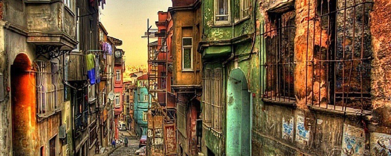 Ara sokakları bile güzel be , #İstanbul