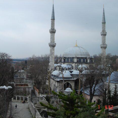 Yeni Cami (Valide Sultan Camii)